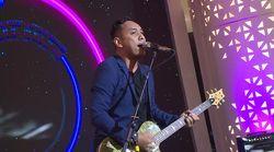 Tampil Keren! Pongki Barata ft The Dangerous Band Guncang Cibubur