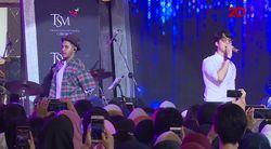 Suasana Haru di dHot Music Bareng Yovie & Nuno