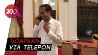 Jokowi Terima Ucapan Selamat dari Pemimpin Negara Lain