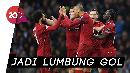 Liverpool Singkirkan Porto dengan Telak