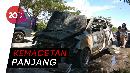 Mobil Guru SD Terbakar di Sulsel Usai Isi Bensin