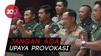 Panglima TNI: Kami Tindak Tegas Pengganggu Ketertiban Usai Pemilu