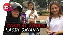 TKN Milenial Jokowi-Amin Gelar Aksi Bagi-bagi Cokelat