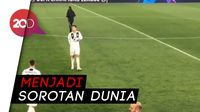 Disingkirkan Ajax, Ronaldo Tunjukkan Gestur Kekesalan