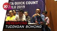 Dituding Bohong oleh Prabowo, Cyrus Network Melawan