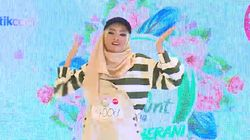 Tari Modern Powerful Octaviani - Sunsilk Hijab Hunt 2019 Padang