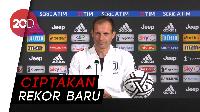 Juventus Raih Gelar Serie A Kedelapan Berturut-turut!