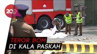 Keji! Teror Bom di Sri Lanka Tewaskan Lebih dari 100 Orang
