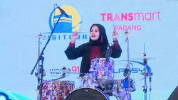 Gebukan Drum Sonica - Sunsilk Hijab Hunt 2019 Padang