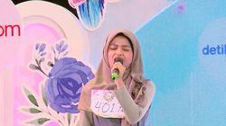 Diva dengan Pemilik Hatiku - Sunsilk Hijab Hunt 2019 Padang