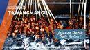 Jajanan Gurih Sate Kelinci Khas Tawangmangu