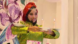 Tari Piring dan Monolog Tiara - Sunsilk Hijab Hunt 2019 Padang