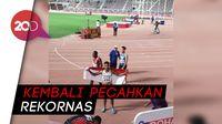 Lalu M Zohri Raih Perak di Kejuaraan Atletik Asia 2019