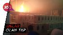Polisi Selidiki Dugaan Gudang Surat Suara di Sumbar Sengaja Dibakar