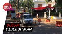 Tak Ada Lagi Karangan Bunga Ucapan Selamat di Depan Rumah Prabowo