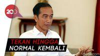 APBN Defisit, Jokowi Minta Menteri Pangkas Belanja Barang