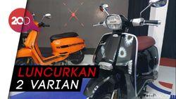 Lambretta Pesaing Vespa Resmi Mengaspal Kembali di Indonesia