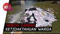 Surat Suara Dibakar di Puncak Jaya, Ada Apa?
