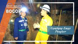 Tambang Emas Bawah Tanah Pongkor, Bogor