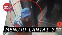 CCTV Pelaku Meledakkan Bom di Hotel Shangri La Sri Lanka