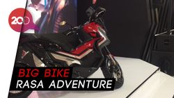 Dibanderol Rp 400-an Juta, Honda X-ADV Resmi Dirilis di IIMS