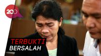 Dituntut 9 Tahun Penjara, Hakim Merry Purba Menangis