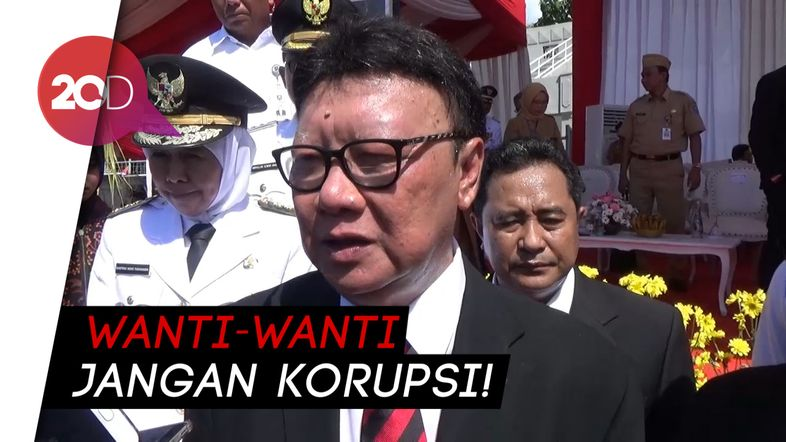 Mendagri Ingatkan Kepala Daerah Hindari Area Rawan Korupsi