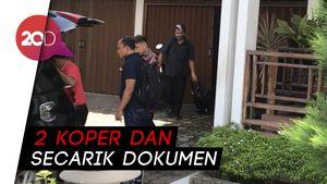 Rumah Bupati Solok Selatan Diacak-acak KPK, 2 Koper Diangkut