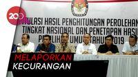 Sejumlah Sekjen Partai Pengusung Prabowo-Sandi Datangi KPU, Ada Apa?