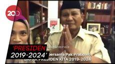 Video Tasniem Rais Perkenalkan Prabowo Presiden Jadi Perhatian Netizen