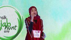Akting Hanan Penuh Penghayatan - Sunsilk Hijab Hunt 2019 Medan