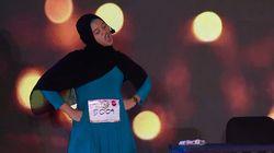 Dini dan Bakat Aktingnya - Sunsilk Hijab Hunt 2019 Medan