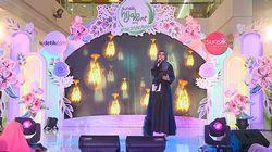 Mutia Unjuk Cengkok Benyanyi - Sunsilk Hijab Hunt 2019 Medan