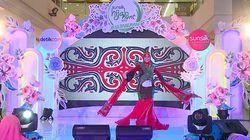 Anggi Kombinasikan Menari dan Silat - Sunsilk Hijab Hunt 2019 Medan