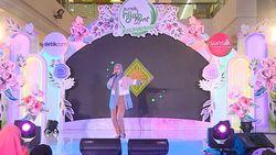 Cool Abis! Ini Aksi Rap Melinda - Sunsilk Hijab Hunt 2019 Medan