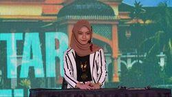 Ayu Si Host Serba Bisa - Sunsilk Hijab Hunt 2019 Medan