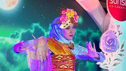 Lentiknya Tricory Menari Bali - Sunsilk Hijab Hunt 2019 Medan