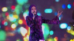 Suara Raisa Guzel Hipnotis Juri - Sunsilk Hijab Hunt 2019 Medan