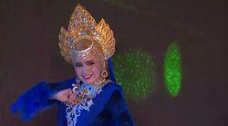 Khairani Luwes Menari Bollywood - Sunsilk Hijab Hunt 2019 Medan