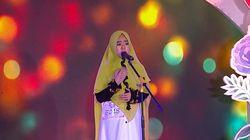 Lisa Bikin Galau dengan Lagu All I Ask - Sunsilk Hijab Hunt 2019 Medan