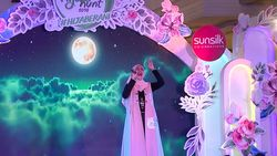 Nyanyian Merdu Zuliana - Sunsilk Hijab Hunt 2019 Medan