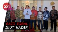 Jokowi Terima Presiden Serikat Buruh di Bogor, Sepakat May Day Damai