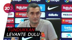Valverde: Kunci Titel La Liga Pendongkrak Semangat Lawan Liverpool