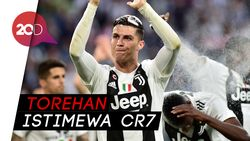 Juventus Imbangi Inter, Ronaldo Spektakuler!