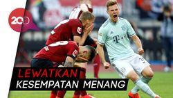Bayern Vs Nuernberg: Buang-buang Peluang Emas di Menit Akhir
