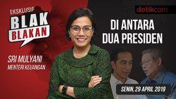 Tonton Blak-blakan Sri Mulyani: di Antara Dua Presiden
