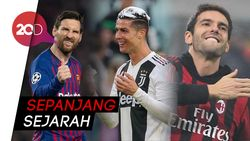 Gol-gol Terbaik Semifinal Liga Champions: Messi, Kaka, Ronaldo