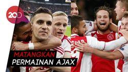 Karena Ajax Butuh Tadic dan Blind dalam Permainan