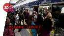 Sebulan Beroperasi, Penumpang MRT Jakarta Capai 82 Ribu per Hari
