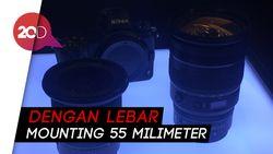 Seri Z Jadi Tonggak Sejarah Baru bagi Teknologi Nikon